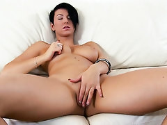 Babe, Big Tits, Masturbation, Public, Teen