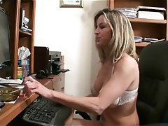 Lesbian, MILF, Old and Young, Orgasm