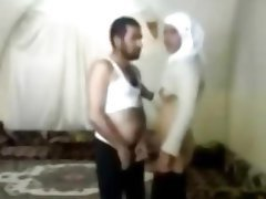 Amatér, Anál, Arabové