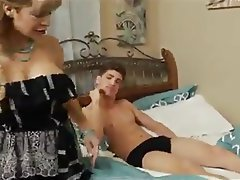 Big Boobs, Blowjob, Hardcore, MILF, Old and Young