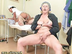 Latex, Mature, Medical, Old and Young