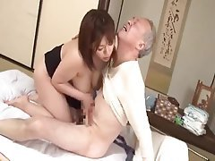 Big Boobs, Japanese, Old and Young