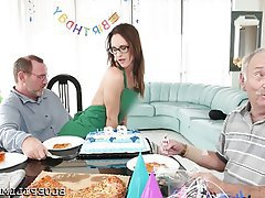 Blowjob, Hardcore, Old and Young, Party, Teen