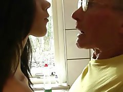 Blowjob, Cumshot, Old and Young, Teen, Swallow