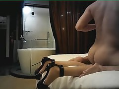 Amateur, Chinese, Foot Fetish, High Heels