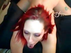 Amateur, Big Butts, Cumshot, Emo, Facial