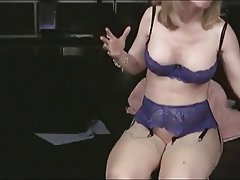 MILF, Old and Young, Pornstar, Stockings