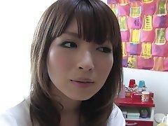 Teen, Blowjob, Brunette, Japanese