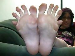 Amateur, Foot Fetish, Japanese