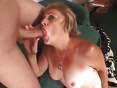 Big Boobs, Cumshot, Granny, Old and Young