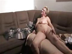 Blowjob, Cumshot, French, Old and Young, Threesome
