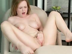 Babe, Big Tits, Masturbation, Teen, Toys