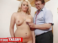 Old and Young, Teen, Czech, Blonde, Brunette